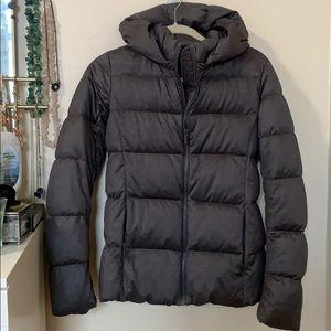Uniqlo down jacket- size small